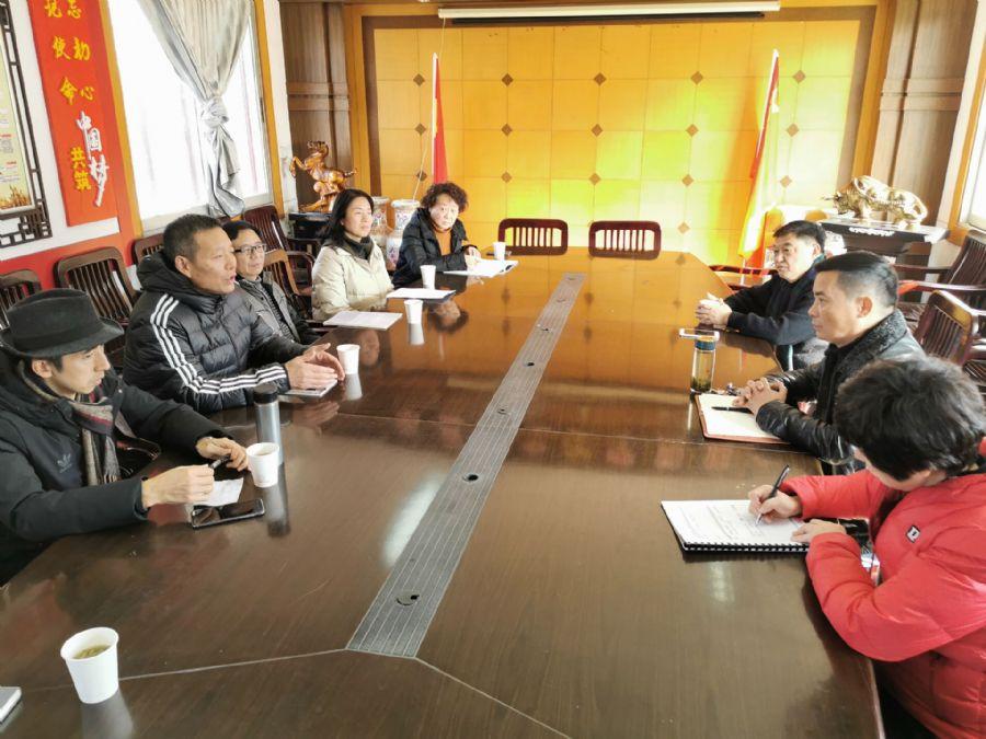 """民盟安庆师大支部开展""""安庆市中小学生管弦乐团建设""""专题调研"""