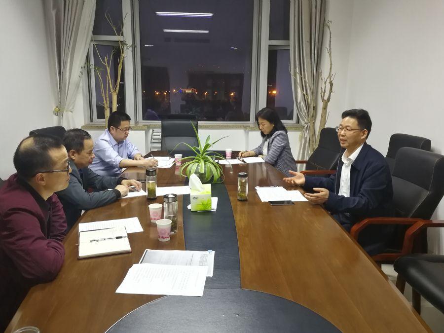 民盟安庆市委召开十四届16次常委会议