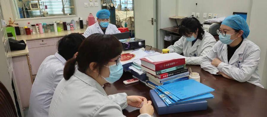 反反复复培训  时时刻刻学习------来自一线抗疫人员的叙说 (三)