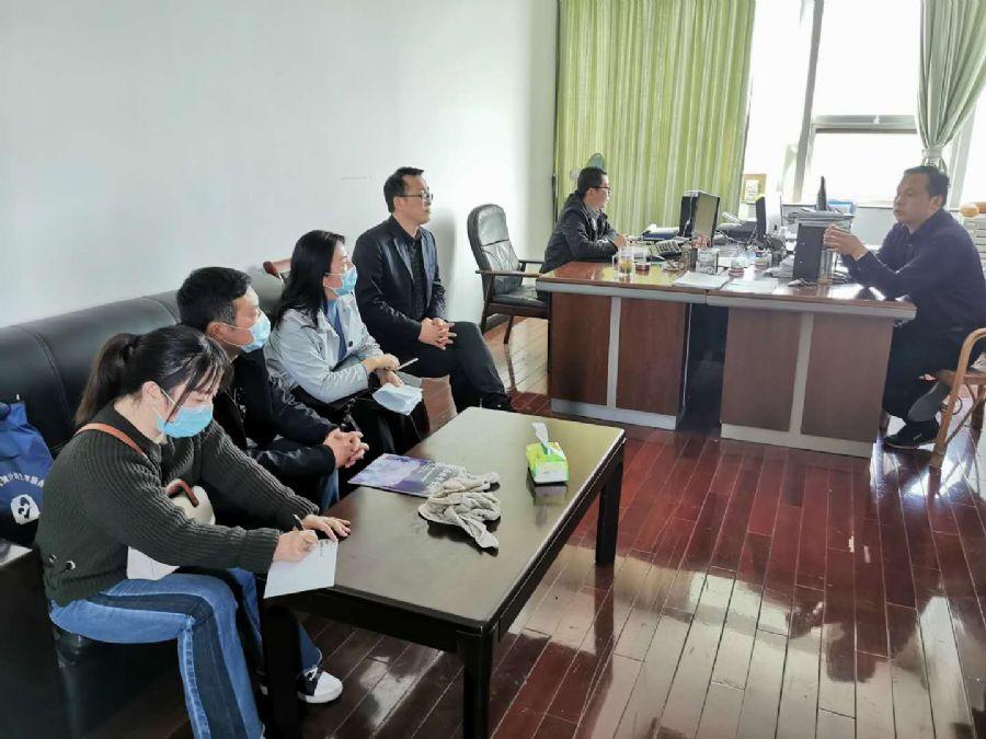 民盟安庆市委开展校园食品安全状况调研