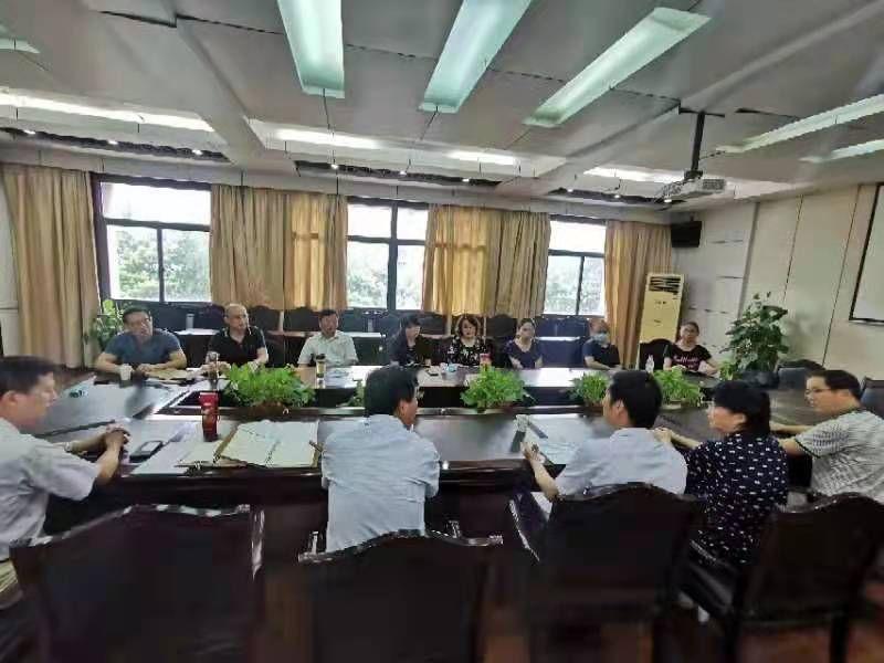 民盟安庆一中支部召开市委会换届工作会议