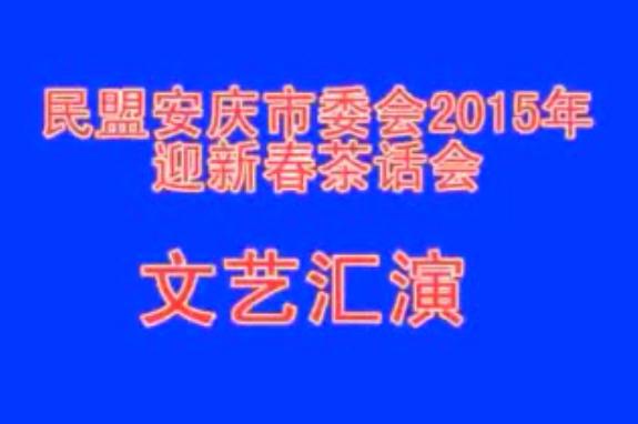 市民盟2015新年文艺汇演